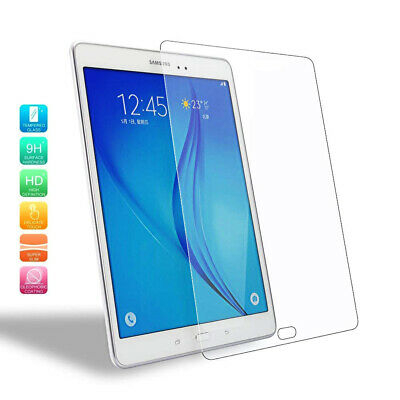 Tempered Glass Screen Protector for Samsung Galaxy Tab A 9.7 T550 for sale  Shipping to India