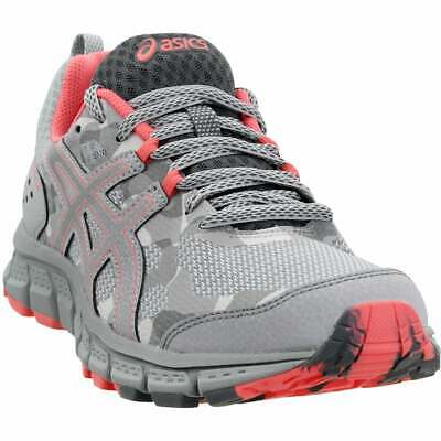 ASICS Gel-Scram 4  Casual Running  Shoes - Grey - Womens