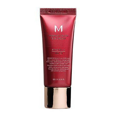 MISSHA M Perfect Cover BB Cream #21 SPF42/PA+++ 20ml  freebie