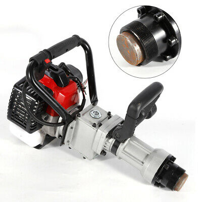 32.6cc 2 Stroke Gasoline Powered Post Driver Fenceing Push Piling Engine Tool UK