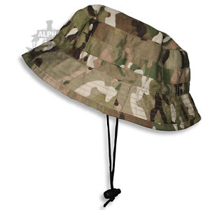 SPECIAL-FORCES-SHORT-BRIMMED-MULTICAM-MTP-BUSH-HAT-BRIM-BOONIE-SUN-TROPICAL-SF