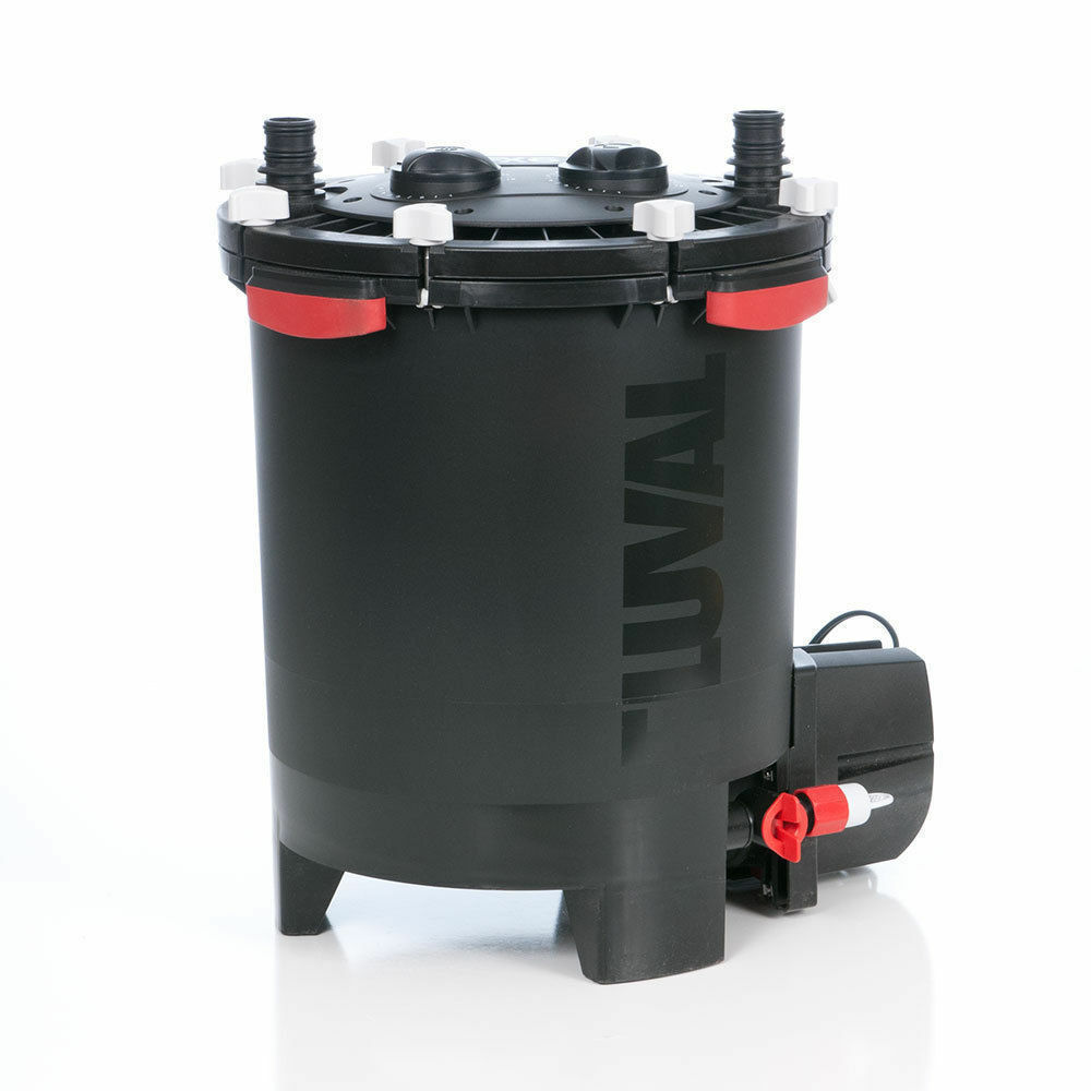 Fluval Fx6 External Aquarium Filter 1500l Ebay Resun Sk 05 Protein Skimmer Stock Photo
