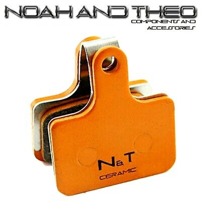 N&t Shimano Ultegra R8020 BR-R8070 Metrea BR-U5000 Cerámica Pastillas Frenos