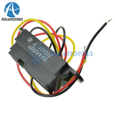 2pcs Gp2y0a21yk0f Gp2y0a21 Sharp 1080cm Infrared Proximity Distance Sensor