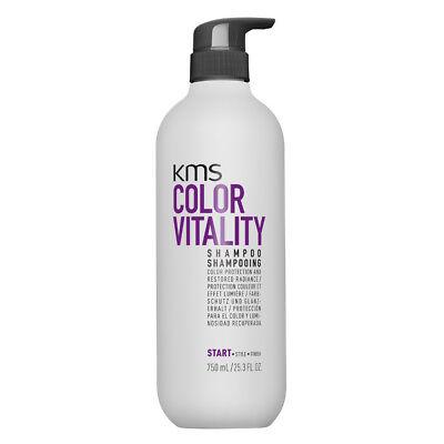(39,99€/L) Kms Colorvitality Shampoo für gefärbtes Haar 750ml
