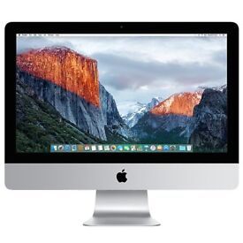 Brand New Apple iMac 21 4K (MK452A/B) 3.1GHz quad core intel core i5 processor, 8GB RAM & 1TB HDD