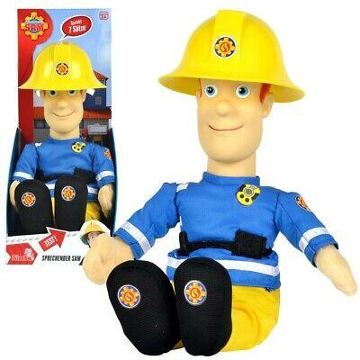 Feuerwehrhelm mit HeadsetFeuerwehrmann SamKinder Helm mit Mikrofon