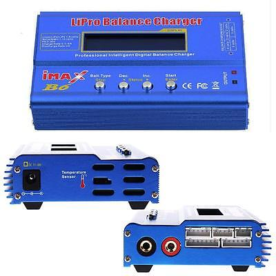 iMAX B6  Digital LCD RC Lipo NiMh NiCD Battery Balance Charger Power Adapter