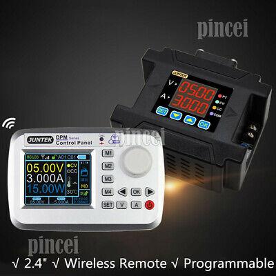 Adjustable Dc Power Supply Programmable Ttl Dpm8605-rf W Wireless Remote