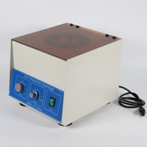 6 50ML LD-3 Electric Benchtop Centrifuge Lab Dental Practice Centrifugal Machine - $176.40