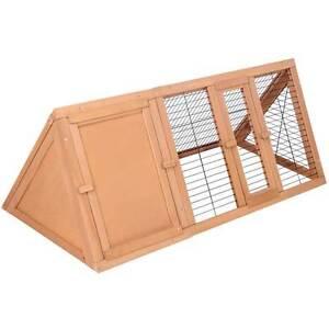 Rabbit Hutch Guinea Pig Chicken Ferret Cage Triangle North Melbourne Melbourne City Preview