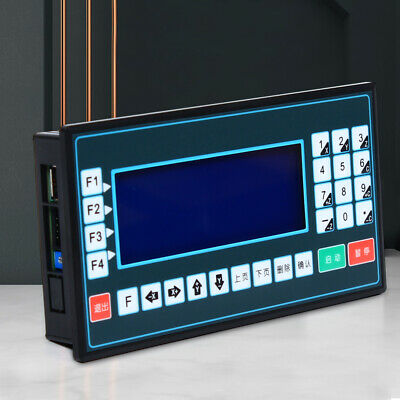 Usb 1-4 Axes Cnc Motion Controller Stepping Motor 150khz 480 Line Lcd Display