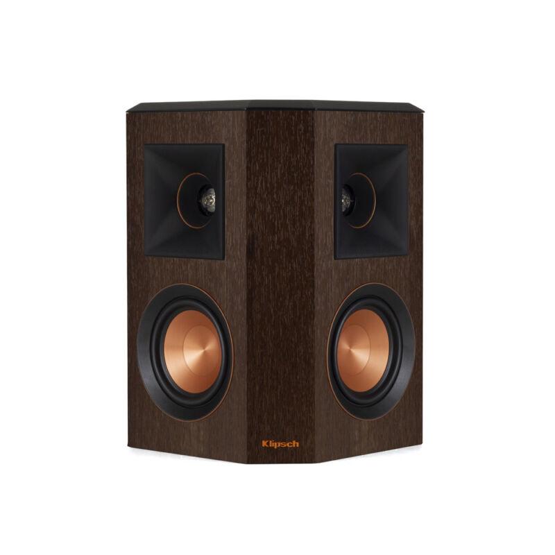 Klipsch Rp-402s Walnut Surround Speaker - Pair
