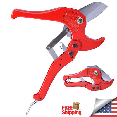 Pex Pipe Tube Pvc Tubing Cutter For 1-58 In Pvc Tube Rubber Hoses