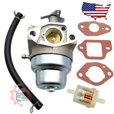 NEW Carburetor For Honda GCV190 HRB217 HRX217 Engine Lawn Mower Washer Carb