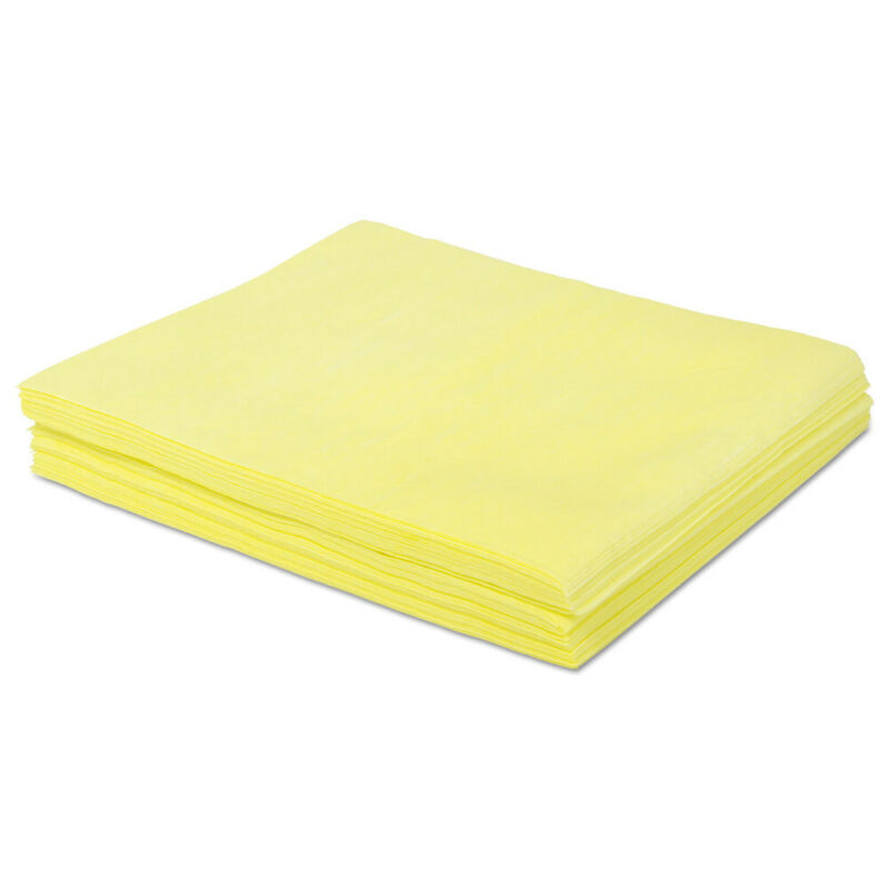 Boardwalk Dust Cloths, 18 X 24, Yellow, 500/carton  DSMFPY New