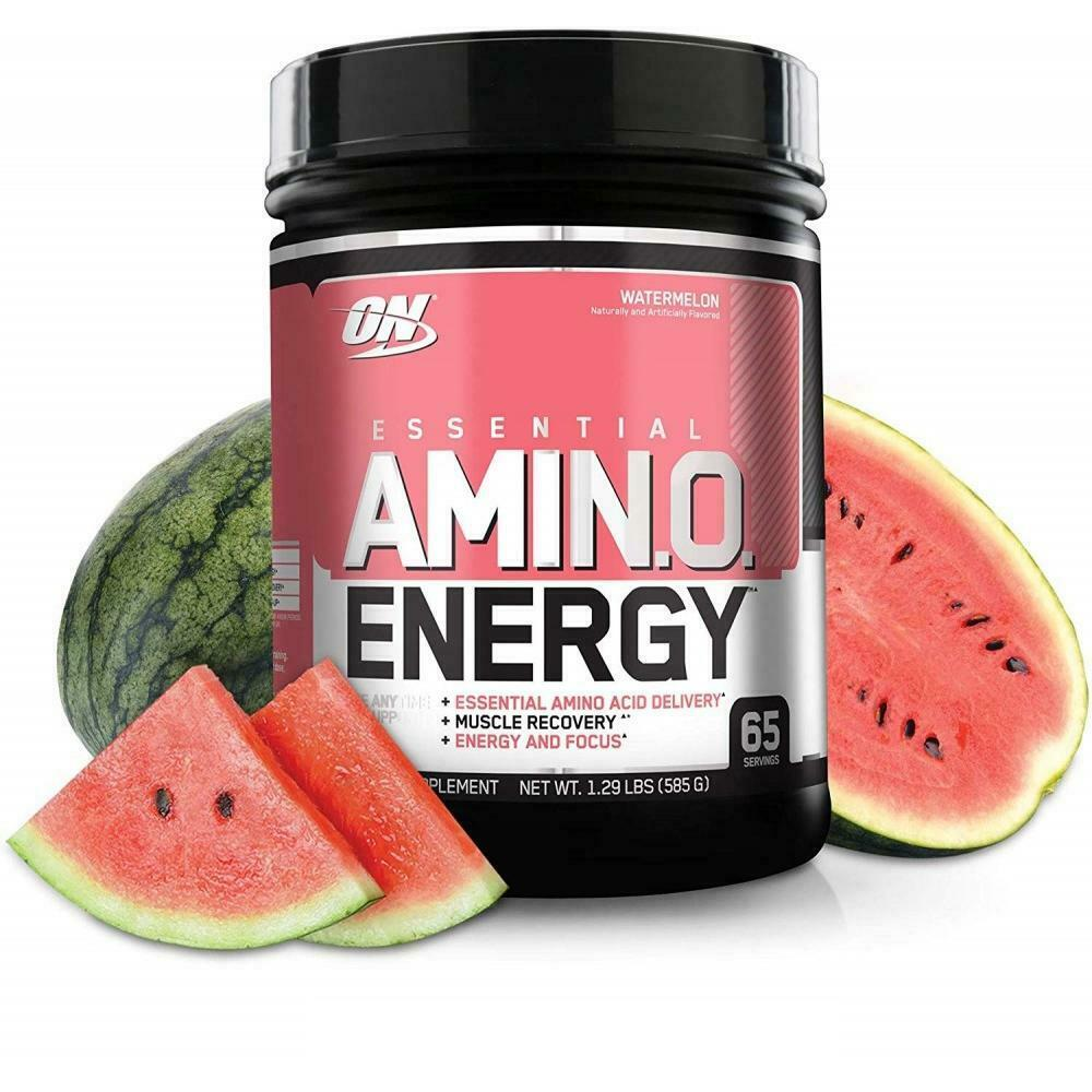 Optimum Nutrition Amino Energy Pre Workout+Essential Amino..