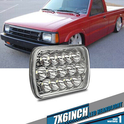 1pc LED DRL Headlight Housing fit Mazda Magnum B2200 Figther Bravo Pickup Truck