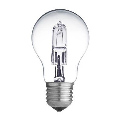 5 x Ampoule Halogène E27 claire 100w = 150w 230v ok variateur