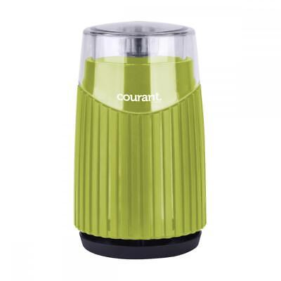 - Courant CBG-1600G Coffee Mill Coffee, Beans & Spices Grinder, Green