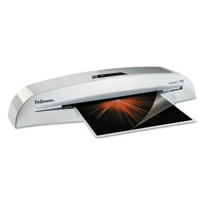 Fellowes Cosmic 2 125 Laminator 12 Wide X 5mil Max Thickness 5726301 New
