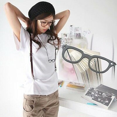 Jewelry Eyewear Costume Eyeglasses Necklace Sweater Chain Glasses Pendant