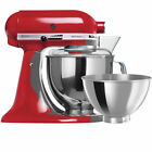 Mixer Red Countertop Mixers with Pouring Shield