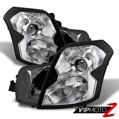 03-07 Cadillac CTS 3.2 3.6 LS6 [Factory Style] Projector Headlight Lamp Assembly (Cadillac Cts Headlight Assembly)