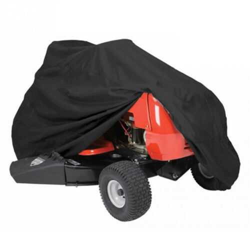 55 black riding lawn mower cover garden