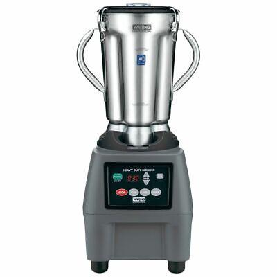 128 Oz. Food Blender With Timer 120v Waring Commercial Cb15t