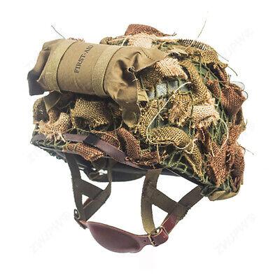 WW II U.S. Paratrooper M1C Helmet Airborne Helmet 101 Division 82 M1 Helmet for sale  Shipping to Canada