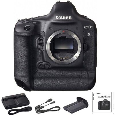Canon EOS 1D X Digital SLR Camera (1DX) Solidity Only Brand New