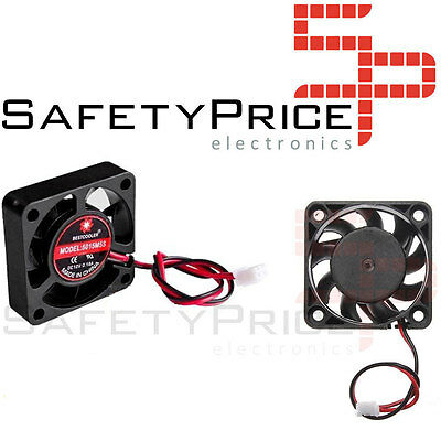 Ventilador 4010 12V 2 cables Reprap Impresora 3D Prusa FAN Cooler 40x 40x 10mm , usado segunda mano  Embacar hacia Mexico