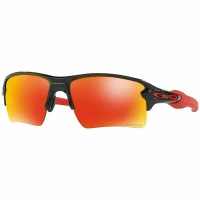 New Authentic Oakley Flak 2.0 XL Unisex Sunglasses Prizm Ruby OO9188 80