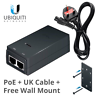 Ubiquiti POE-24-12W Power Over Ethernet PoE Injector Adapter Power Supply PSU