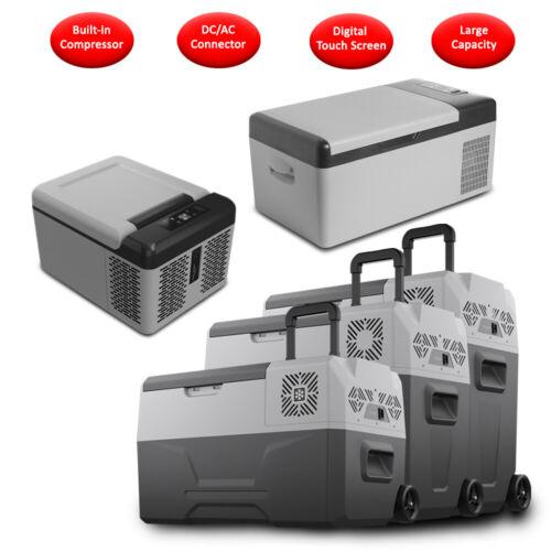 Electric Cooler Portable Refrigerator Freezer Compact Car Truck Fridge