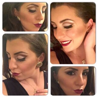 Professional makeup artist  and hair stylist  Edensor Park Fairfield Area Preview