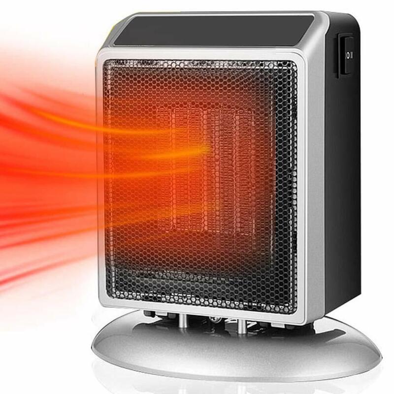 Adjustable Thermostat NIB Lasko Ceramic Utility Heater Portable Electric
