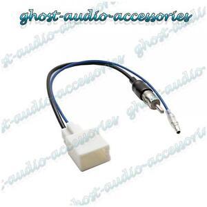 Audio-Del-Coche-Estereo-Antena-Adaptador-Adaptador-cable-para-Toyota-Carina
