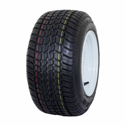 (1) Golf Cart 205/50-10 Duro Low Profile Tire (No Lift Required)