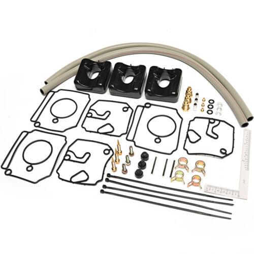 Carburetor Repair Kit for many Yamaha 40HP & 50HP, 2-stroke Outboard Engines