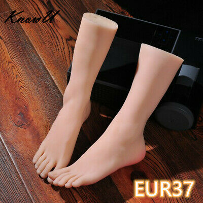 Mannequin Feet Model Left Leg Silicone Right Display One Or Lifelike Female