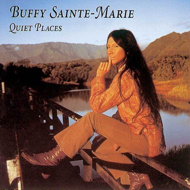 Buffy Sainte-marie - Quiet Places (VMD 79330)