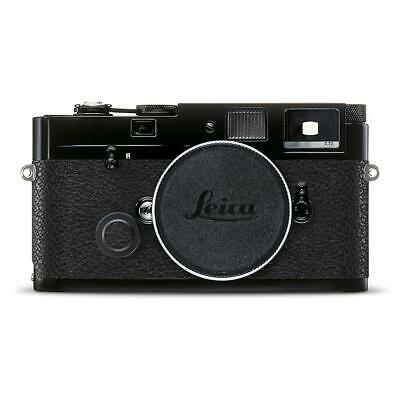 как выглядит Brand New Unused Leica MP Black Paint Rangefinder Film Camera 0.72 10302 фото