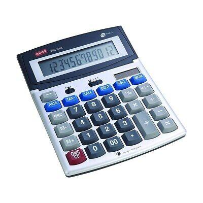 Staples SPL-290X 12-digit Desktop Calculator 466497