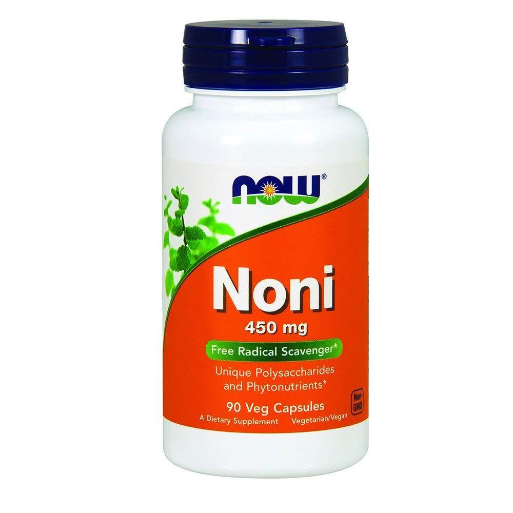 NOW FOODS, NONI 450mg 90 VKaps. !!! EXTRAPREIS !!!