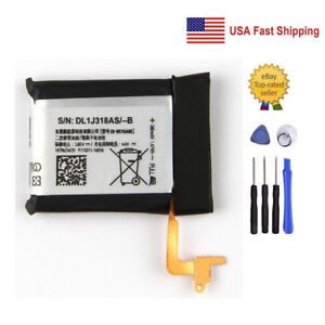 Battery For Samsung Gear S3 Frontier / Classic EB-BR760ABE SM-R760 R765 SM-R770