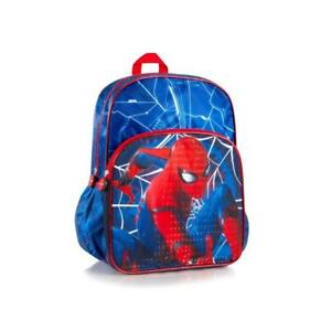 Marvel Spider Man Core Backpack 15 Inch School Bag for Kids [Multicolored]