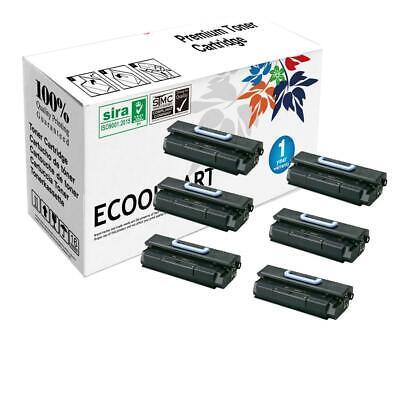 6pk 120 Compatible Laser Toner Cartridge Fits Canon ImageClass D1120 D1150