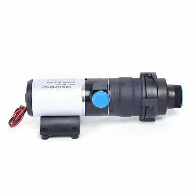 24v Macerator Pump Toilet 45 Lpm 12gpm Rv Sewage Water Waste Pump Marine Pump